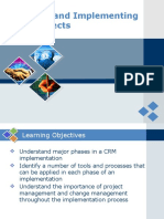 3 Planning and Implementation Crm