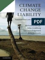 Climate Change Liability