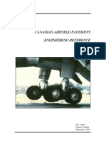 Canadian Airfield Pavement Engineering Reference (CAPER)