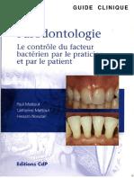 Controle Du Facteur Bacterien Paul Mattout