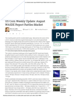 Corn Weekly Update_ August WASDE Report Rattles Market