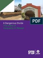 A Dangerous Divide