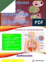 Fisiología de Las Enfermedades Respiratorias