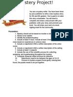 mysteryunitprojectrequirements