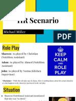 hr scenario  due 2-28-17