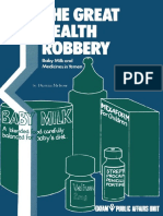 The Great Health Robbery