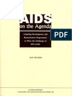AIDS on the Agenda