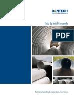 Tubo de Metal Corrugado - Panama