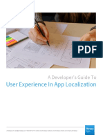 A Developer's Guide to User Experience in App Localization