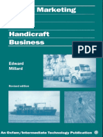 Export Marketing for a Small Handicraft Business