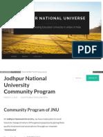 Ketan Mehta Jodhpurnationalunivers Wordpress Com 2017-03-01 Jodhpur Nati