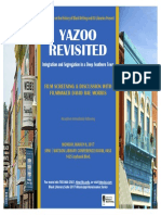 Yazoo Revisited Flyer