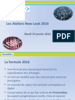 Les Ateliers New Look 2016-09012016