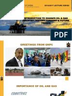 GNPC Lecture 2016 17