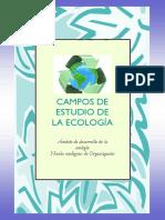 Campos de Estudio de la ecología