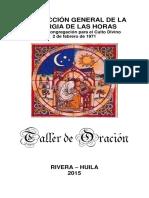 Doc LH 03-Instrucción General de La Liturgia de Las Horas