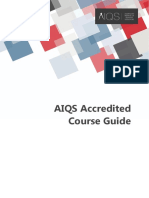 AIQS_Accredited Course Guide_Nov 2016