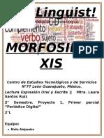 The Linguist (Periódico Digital, Proyecto LEOyE)