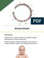 socialização - processos