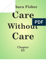 Care Without Care (Chapter XV)