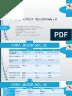 PPT Kimia Anorganik Gol IB