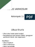 ULKUS VARIKOSUM