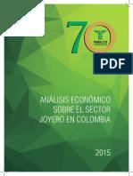 Análisis del Sector Joyero en Colombia