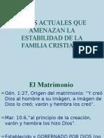 CONFERENCIA MATRIMONIOS