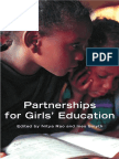 Partnerships for Girls' Education