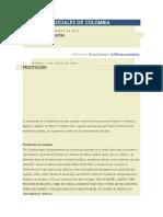 Problemas Sociales de Colombia