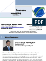 PgMP Process Mapping First Edition