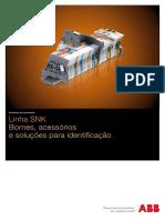 ABB Bornes SNK Folheto 2010