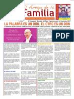 EL AMIGO DE LA FAMILIA 5 marzo 2017