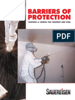 Barriers of Protections Brochure