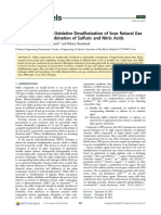 Acid Sulfuric and Nitric