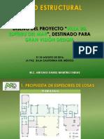 Bases de Diseño Villa 20