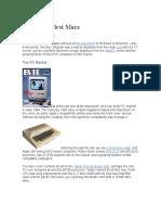 Apple Lisa: Sales Marketing Binder [February 1984] | Macintosh