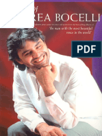 Andr a Bocelli Songbook