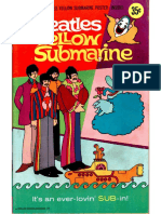 The Beatles - Yellow Submarine Comic Book.pdf