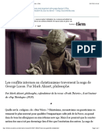 """Star Wars"", grand film chrétien - 13 décembre 2015 - Bibliobs - L'Obs"