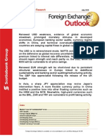 ScotiaBank JUL FX Outlook