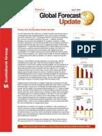 ScotiaBank JUL 07 Global Forecast Update
