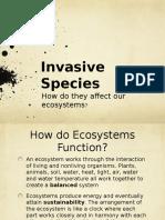 invasive species ppt