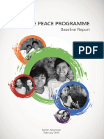 Durable Peace Programme in Myanmar