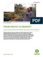 From Grove to Market