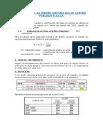 PARAMETROS DE DISEÑO SISTEMA Nro 01 TRES SECTORES.docx