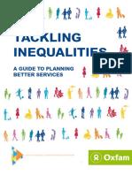 Tackling Inequalities