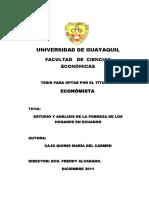 ESTUDIO Y ANÁLISIS DE LA POBREZA DE LOS HOGARES EN ECUADOR.pdf
