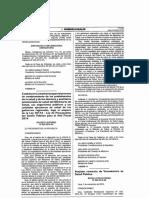 07112014 Ds 034 2014 Sa Lineamientos Nombramiento Profesionales de La Salud Ley 30114 Ley Presupuesto 2014