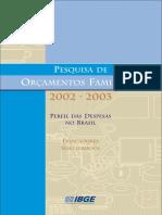 POF IBGE 2003.pdf